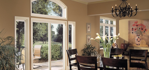 Pella Vinyl Sliding Patio Door